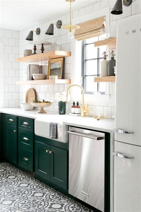 kitchen cabinets used for 265 best country green images on arquitetura 8157