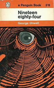 George Orwell's 42 different covers for 1984