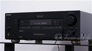 Sony STR-DB840QS Dolby Digital 5.1 AV Receiver