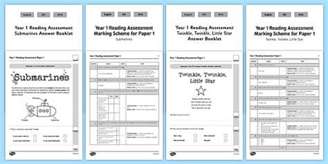 year  reading assessment term  paper  teacher