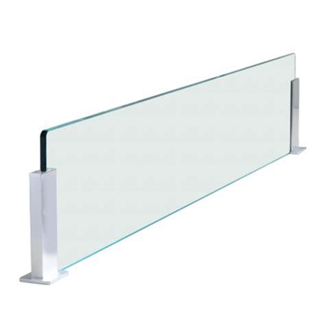 credence en verre transparent cuisine credence verre transparent sur mesure cobtsa com