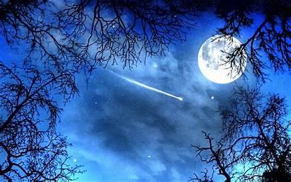 Night Sky Starry Desktop