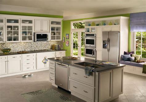 grey  green kitchen decor  kitchenideasecom