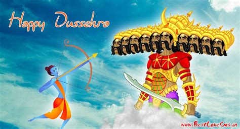 latest hd indian festival happy dussehra images