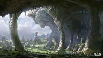 Fine Art 26 Stunning Pieces Of Halo 4 Concept Art