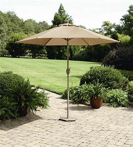 Garden Oasis Long Beach 9' Patio Umbrella