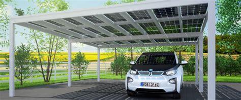Solarcarports Und Solarterrassen Ab 0, € Aus Holz, Alu