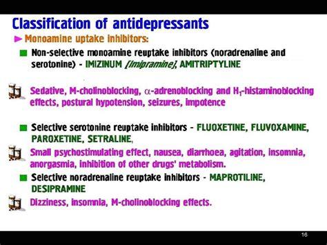 psychostimulants adaptogens analeptics antidepressants