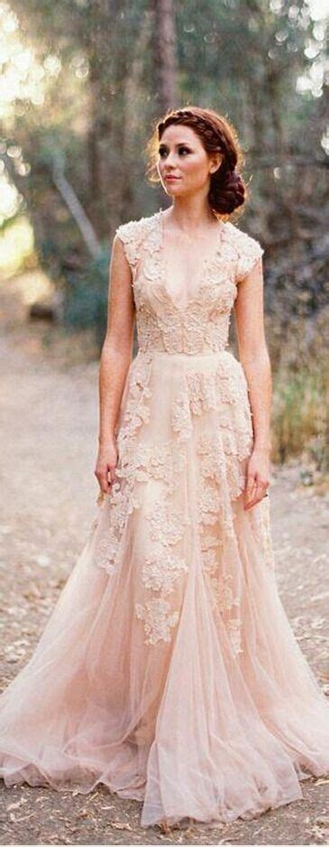 25 best ideas about chagne wedding dresses on