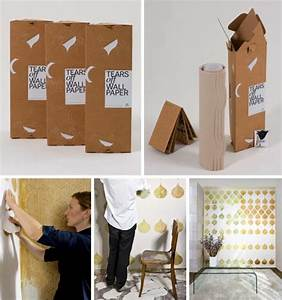 Let 'er Rip: Cool New Home Wallpaper for DIY Room Decor