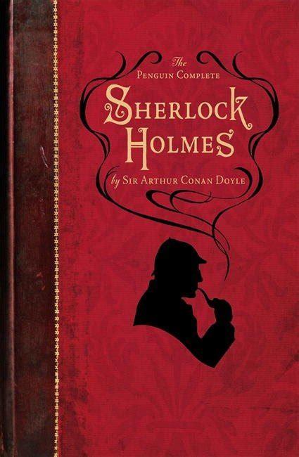 sherlock holmes penguin books complete covers