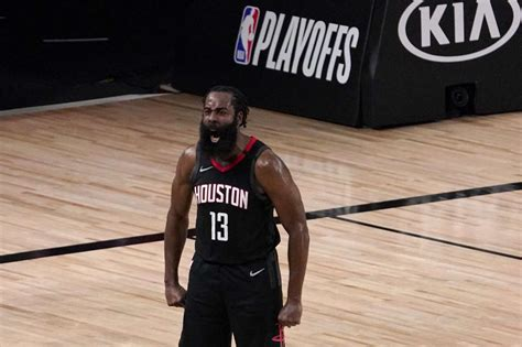 James Harden on live TV: 'Offensively, I played like sh--'