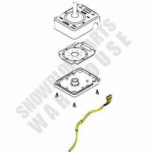96365 Western Harness Joystick V-plow 10-pin