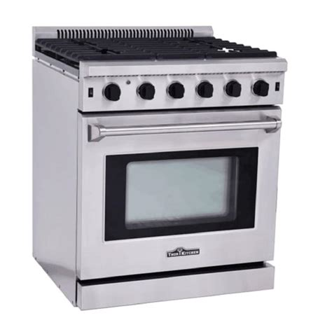what is a kitchen range new thor gas propane 30 quot stainless steel oven
