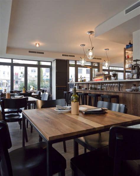 Nachhaltige Gastronomieeinrichtung, Bar Design, Planung