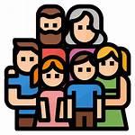 Icon Icons Extended Monkik Grandparent Flaticon Familia