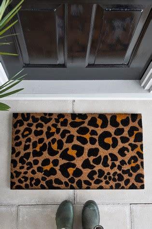 Leopard Doormat by Buy Leopard Print Doormat From The Next Uk Shop