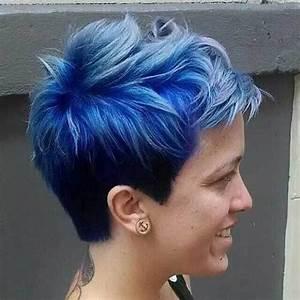 Blaue Haare Ombre : 50 super cool blue ombre hair styles hair motive hair motive ~ Frokenaadalensverden.com Haus und Dekorationen