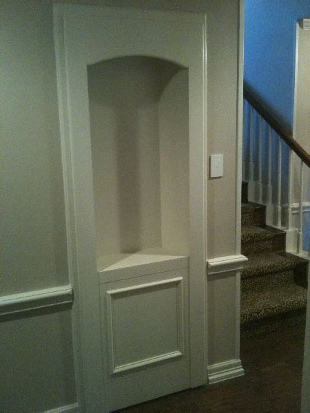 hidden doors fiorenza custom woodworking