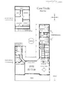 Images Mexico House Plans by Small Hacienda Style Home Plans Homedesignpictures