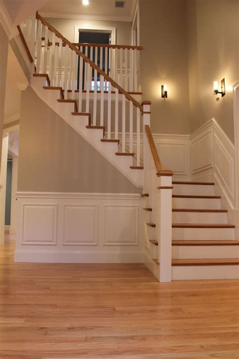 living room small and wooden staircases brick wall design light oak stairs oak and white staircase wall painting