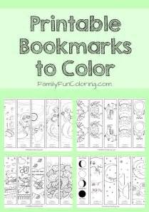 free coloring pages of happy birthday bookmarks