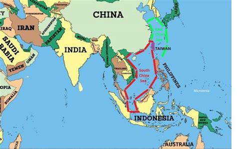 facts   south china sea
