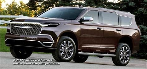 Dodge Size Suv 2020 by News Chrysler Atlantic Or Dodge Ramcharger