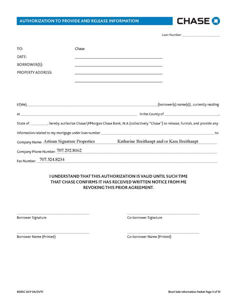 sle of authorization letter templates 3rd authorization sonoma county