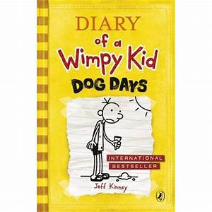 Diary Of A Wimpy Kid Dog Days By Jeff Kinney Children