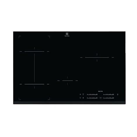 piani cottura induzione rex rex electrolux kti8500e piano cottura a induzione 80 cm 4