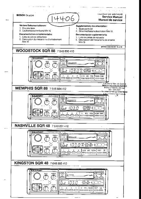Blaupunkt Car Stereo Wiring Diagram by Blaupunkt Car Stereo Schaltplang Auto Electrical Wiring