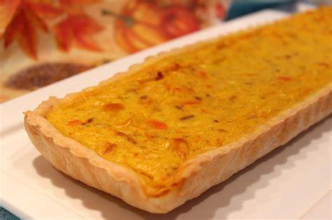 cuisiner des lardons tarte au potimarron oignons et lardons pour ceux qui