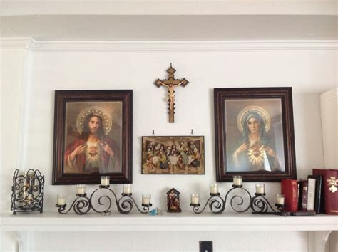 Home Altar, Catholic, Home Altar Catholic
