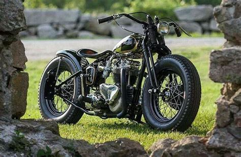 A Brief History Of Custom Motorcycles