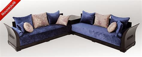 canapé marocain prix canapé moderne de salon marocain et fauteuil décor salon