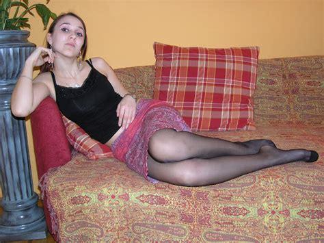Fashion Tights Skirt Dress Heels Feminine Look For Girls