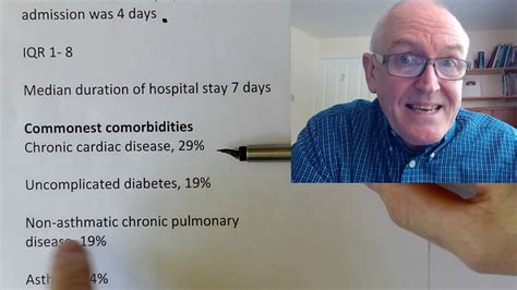 A comorbidity is a disease that is the result of, or strongly related to, a primary disease. Friday 1st May Comorbidities and symptoms report - YouTube