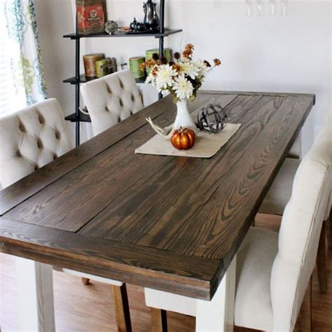 Diy Farmhouse Style Dining Table  Table. Interior Designs For Kitchen And Living Room. How To Design An Ikea Kitchen. Straight Line Kitchen Design. Kitchen Design Sketch. Comercial Kitchen Design. Modular Kitchen Cabinet Designs. Orange Color Kitchen Design. 10x10 Kitchen Designs