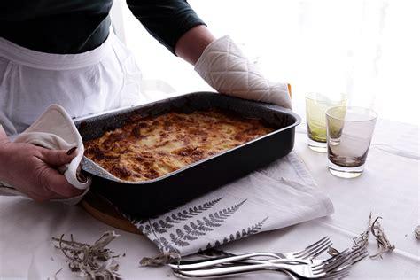 Lasagna me Kërpudha & Super Salçiçe - Hako