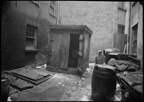 photographs  tenement houses  orchard street  york
