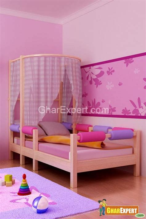 Toddler Bed With Canopy by Canopy Decor Toddler Bed