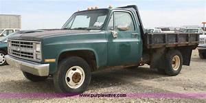1987 Chevrolet C30 Flatbed Pickup Truck