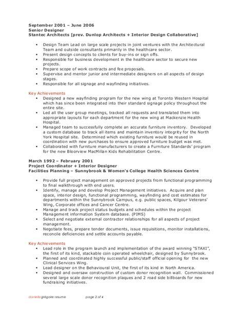 Business Development Representative Resume Exles by Danielle Gregoire Resume Outside Sales Business Development A D R