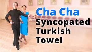 Cha Cha Cha Syncopated Turkish Towel