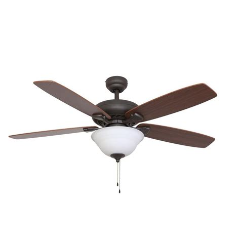 energy efficient ceiling fans sahara fans ardmore 52 in bronze energy star ceiling fan