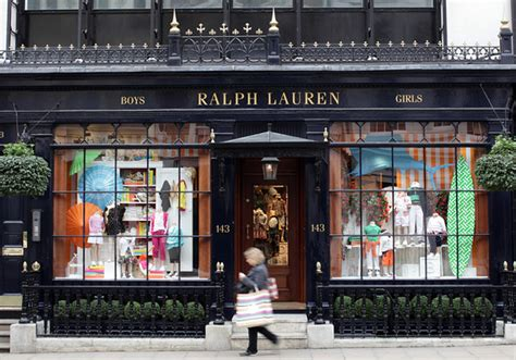 Is Ralph Lauren's Brand As Strong Now As It Was In The
