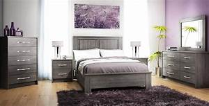 Grey, Bedroom, Furniture, To, Fit, Your, Personality