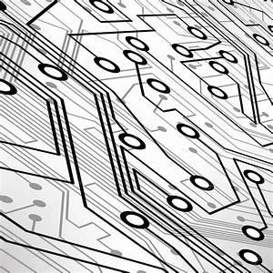 Circuit Board Drawing At Getdrawings