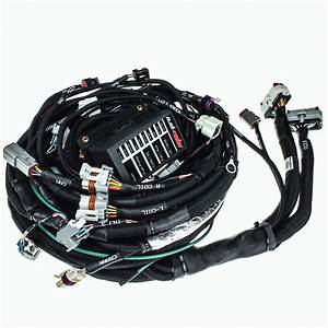 Ms3pro  U0026 39 Drop On U0026 39  58x Ls Plug And Play Harness With Ecu